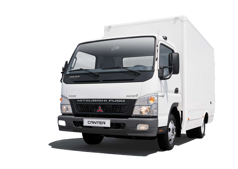 "<span style=""font-weight: bold;"">Mitsubishi Fuso Canter</span>"