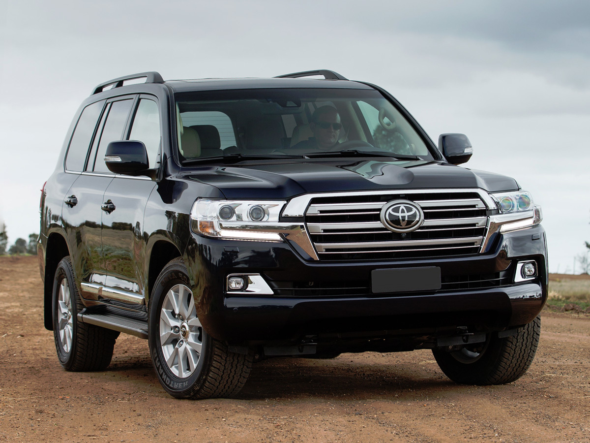 "<span style=""font-weight: bold;"">TOYOTA LAND CRUISER 200</span>"