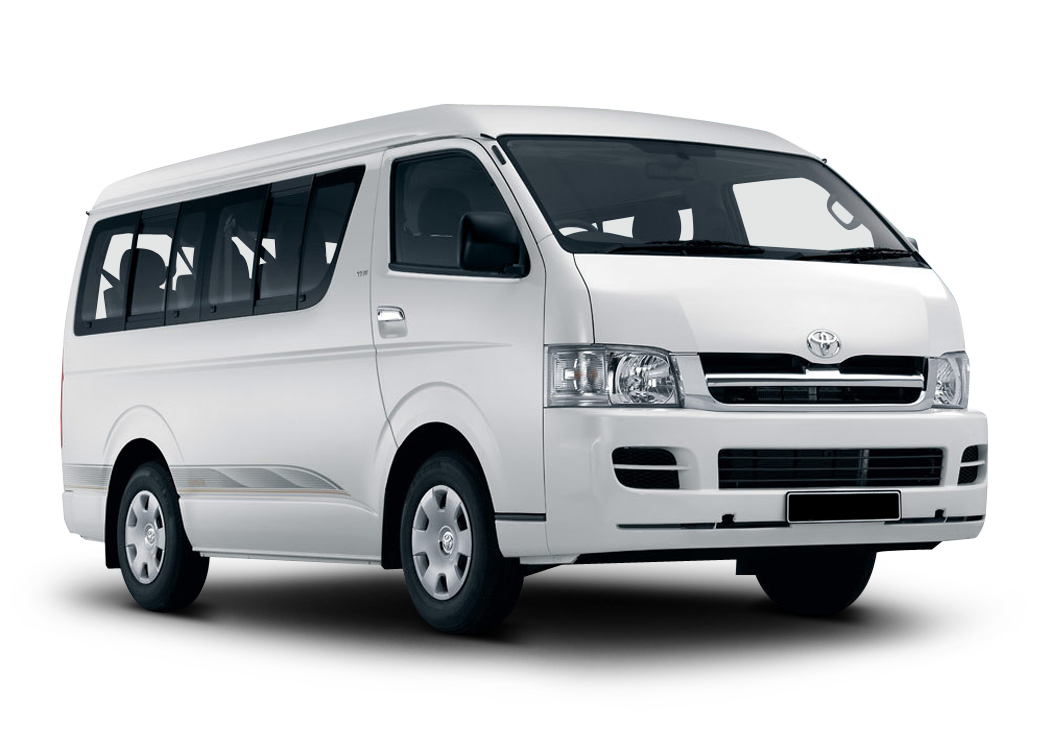 "<span style=""font-weight: bold;"">Toyota HIACE</span>"